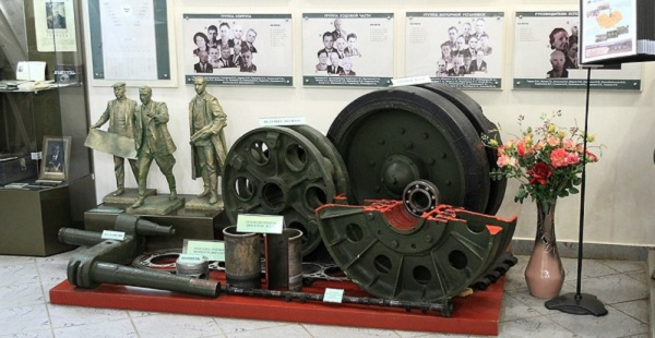 Музей «История танка Т-34»