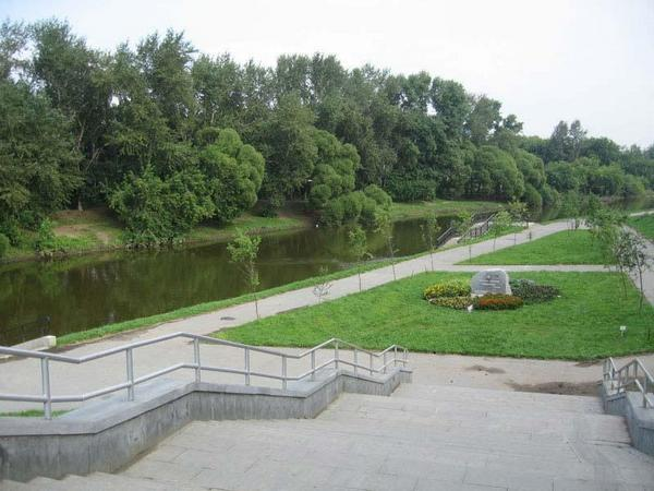 Парк фили фото детские площадки