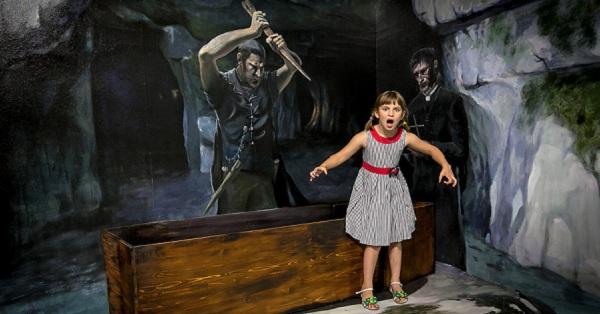 «Музей Иллюзий» на Арбате