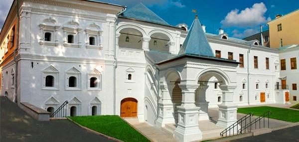 Музей Рериха в Москве