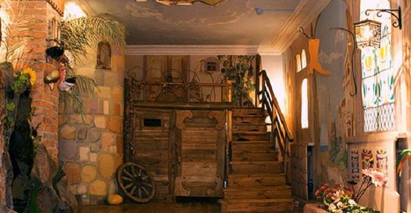 Музей Буратино-Пиноккио