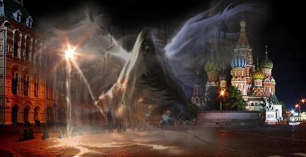 Автобусная экскурсия «Привидения и ведьмы Москвы»