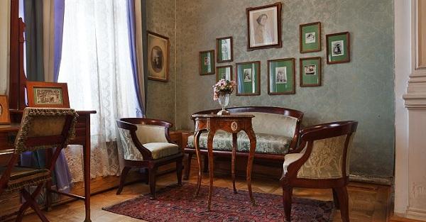Музей Шаляпина в Москве