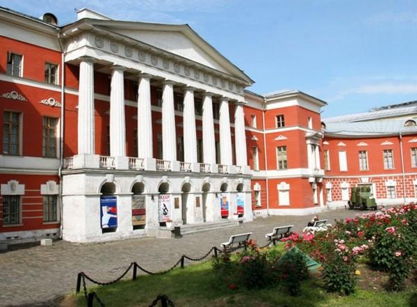 Бесплатные музеи Москвы 2015 г.