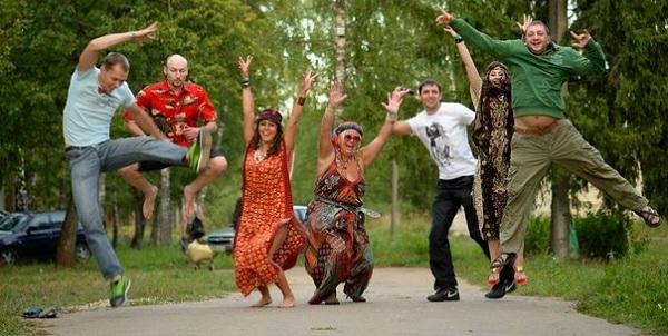 Фестиваль «Дикий ZaBrOs – 2015» в Подмосковье