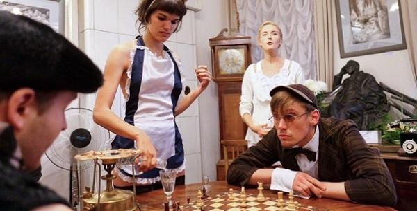 Спектакль-экскурсия «Ночь вторая. Шизофрения, как и было сказано» в «Нехорошей квартире»