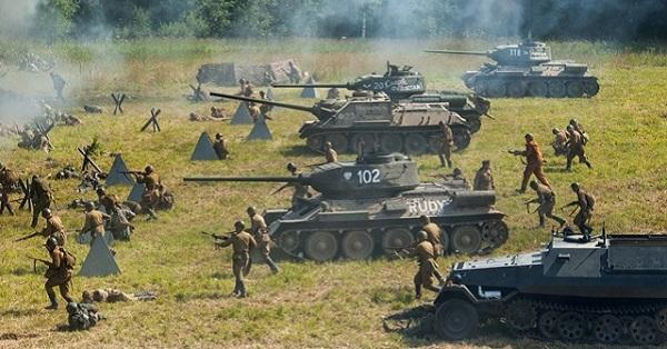 III Военный фестиваль «Поле боя – 2015» в Подмосковье