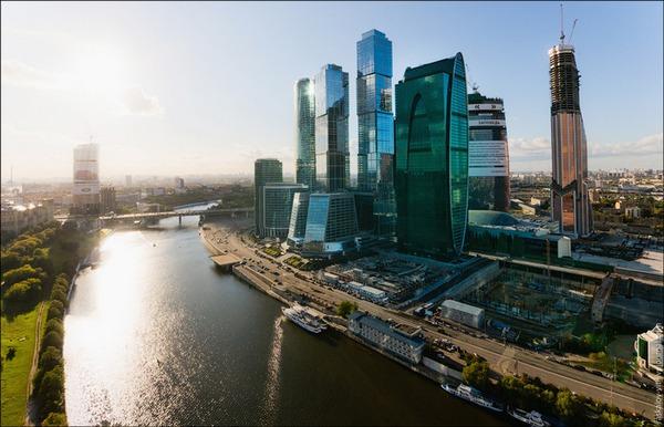 Башня Империя в Москва-сити