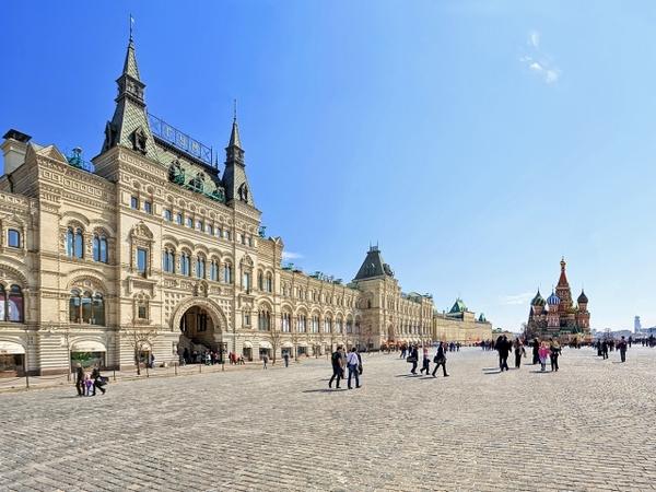 Торговый центр ГУМ в Москве - Москва e01204ca992