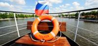 2-х часовой детский круиз по Москве-реке на теплоходе «Флагман». Подарки именинникам! + мороженое в подарок каждому ребёнку