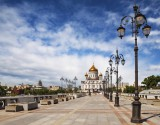 «От Пречистенки до Храма Христа Спасителя» - пешеходная экскурсия