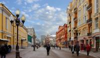 Пешеходная экскурсия по Гоголевскому бульвару и Старому Арбату