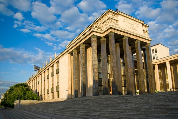 Легенды о Российской государственной библиотеке