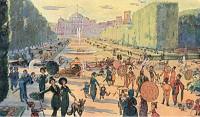 «Версаль за Камер-Коллежским валом» – пешеходная экскурсия