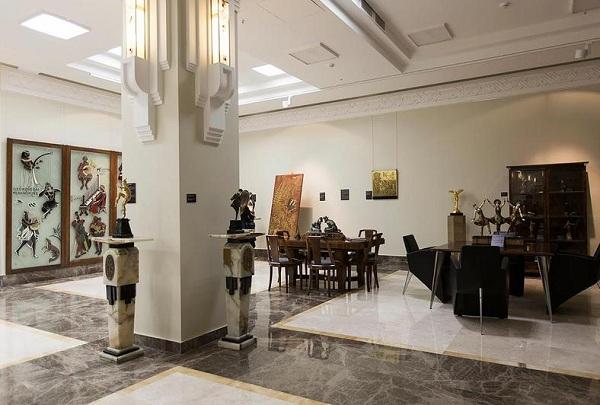 Музей Ар-Деко на Лужнецкой набережной