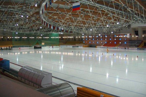 Ледовый дворец крылатское расписание