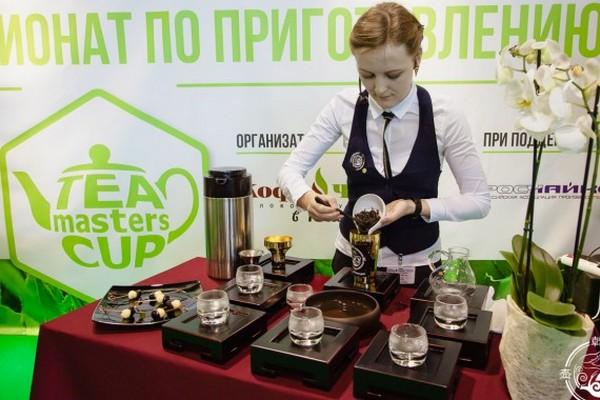 Выставка кофе и чая 2016