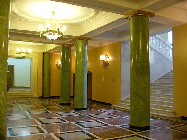 Здание МИД России - одна из Сталинских высоток Москвы