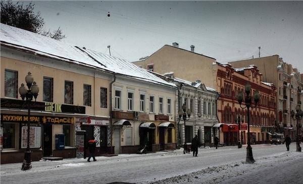 Пешеходная экскурсия «По переулкам Старого Арбата» от компании «Незабываемая Москва»