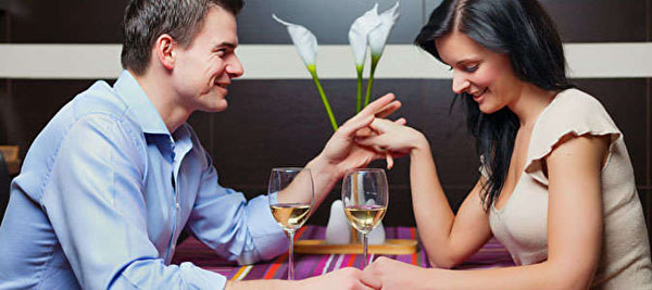 Участие в вечеринке быстрых свиданий (Speed dating) в изысканных заведениях Москвы от компании «Давай На Свидание»