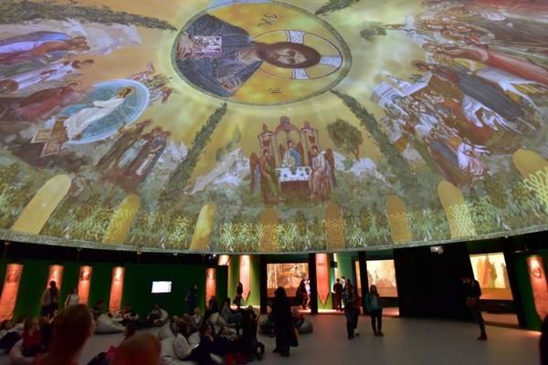 Образовательно-выставочный комплекс «Россия — моя история» на ВДНХ