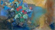 «Цветы» — мастер-класс по живописи пастелью