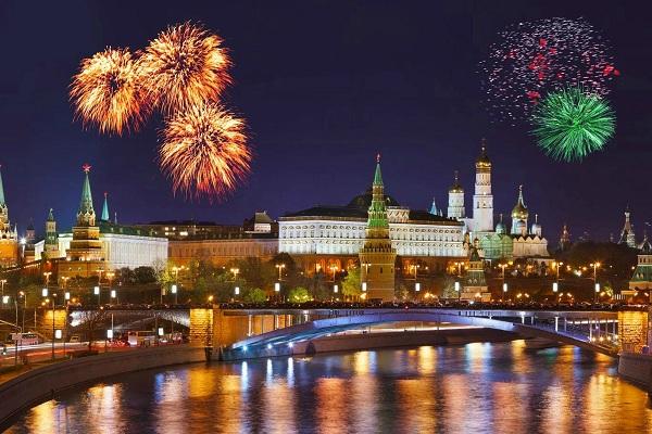 Купить фейерверки в Москве - Недорогие салюты в интернет