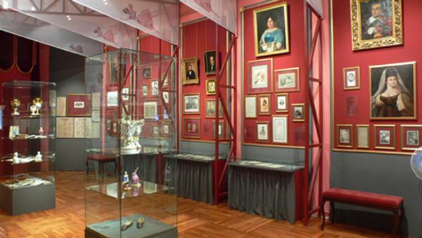 Театральный музей имени Бахрушина