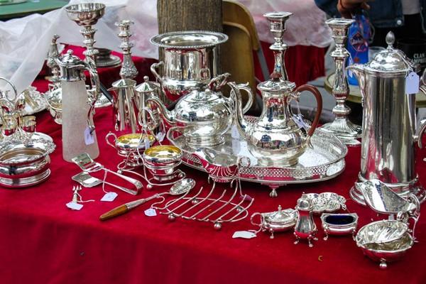 Постоянная выставка-ярмарка «Антикварная барахолка» в парке «Сокольники»