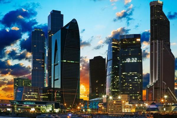 Обзорная экскурсия по Москва-Сити