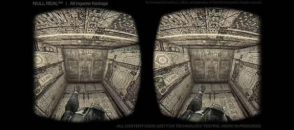 """Игра в центре виртуальной реальности """"NULL REAL"""""""