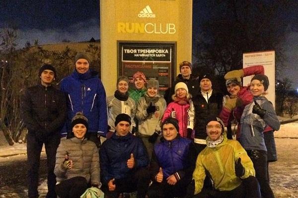Бесплатные беговые тренировки от спортклуба «Adidas Run Club» на ВДНХ