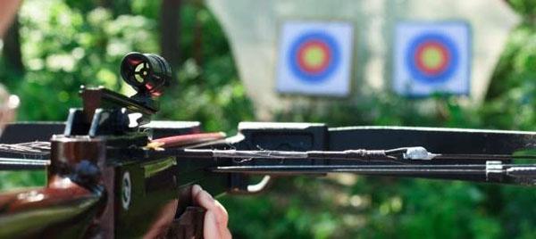 Комплексная программа по стрельбе для 1, 2 или 4 человек в стрелковом комплексе Shooter