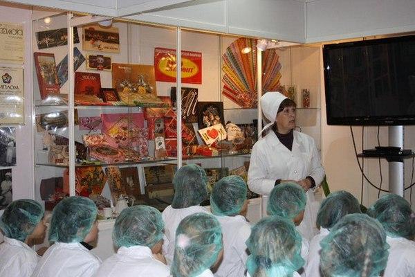 Музей кондитерской фабрики «РОТ ФРОНТ»