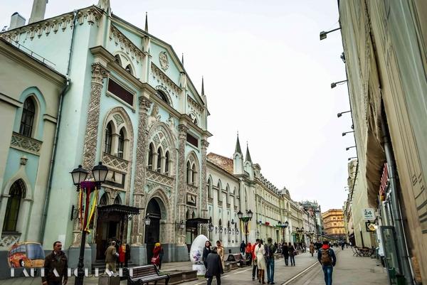 Бесплатная пешеходная экскурсия «До Китая по Неглинке» от экскурсионного бюро «Лауда»