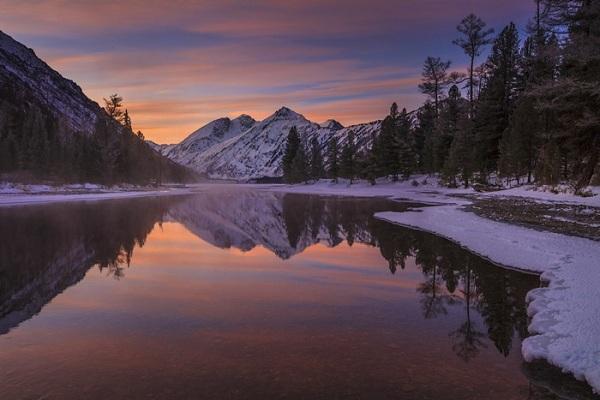 Фотовыставка под открытым небом «Зимний Алтай»