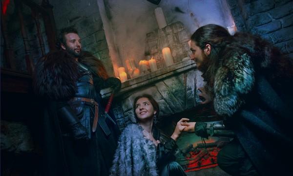 Квест льда и пламени «Игра престолов. Замок короля»