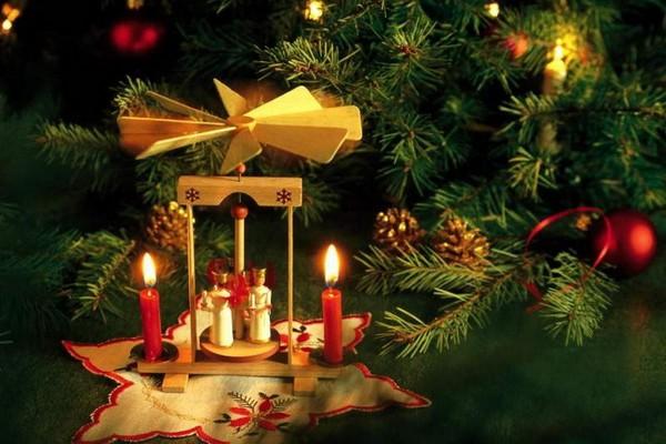 Площадки фестиваля «Путешествие в Рождество»