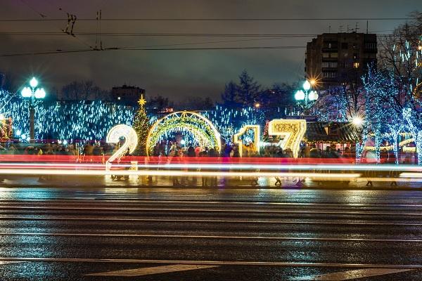 Фестиваль Рождественский свет в Москве
