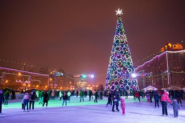 Фестиваль «Путешествие в Рождество» – Рождественская сказка на главных улицах Москвы