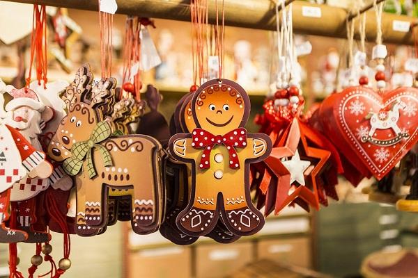 Рождественская ярмарка в океанариуме «Москвариум»