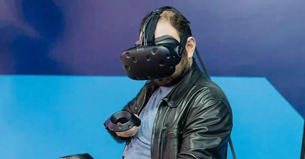 """Игры виртуальной реальности c очками Sony Playstation Vr, Oculus Rift CV1 и HTC Vive (10-60 минут), аренда игрового клуба """"Virtuality Club"""""""