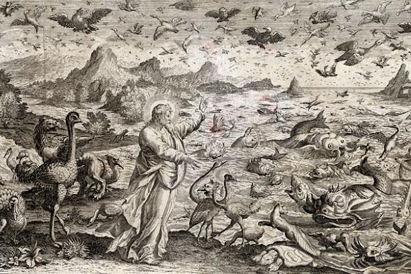 Выставка «Образы воды в христианском искусстве»