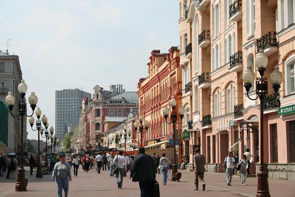 что посмотреть на улицах москвы коттеджные поселки Дмитровке