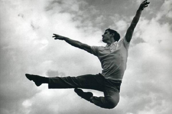 Фотовыставка «Прыжок»