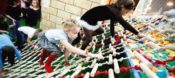 Целый день развлечений для одного ребенка в семейном парке активного отдыха Joki Joya