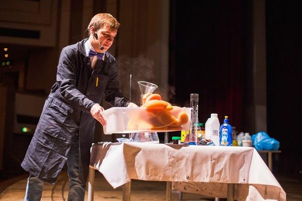 Фестиваль науки для школьников «Wow! How?»