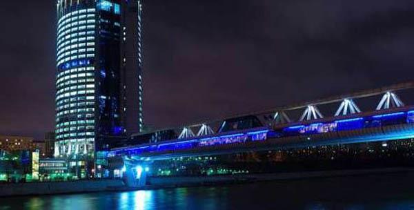 Эксклюзивная экскурсия на открытую смотровую площадку верхней палубы моста Багратион с обзором достопримечательностей столицы от компании «Moskva-Siti»