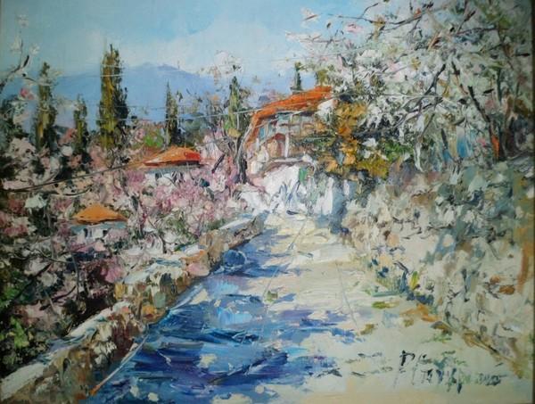 Персональная выставка картин художника Рустема Стахурского