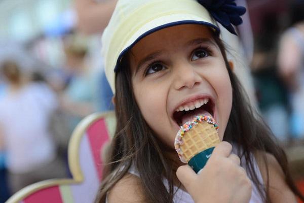 Фестиваль «Праздник мороженого – 2017»